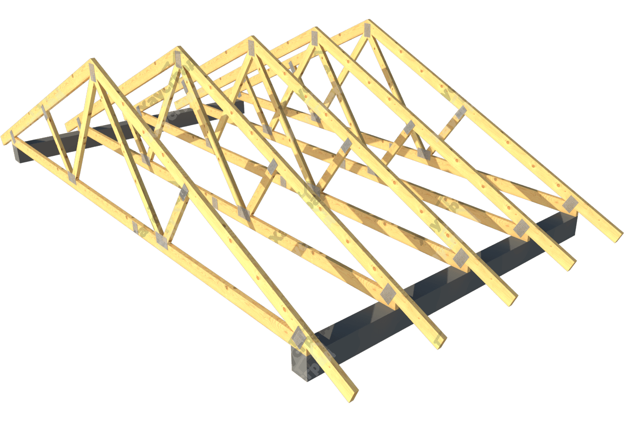 Двухскатная крыша своими руками : как правильно сделать двускатную крышу 15