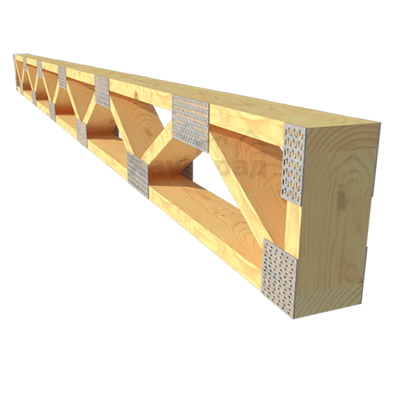 деревянные балки фермы