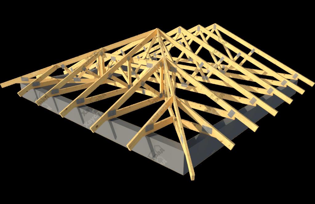можете вальмовая крыша на приподнятых стенах наследница