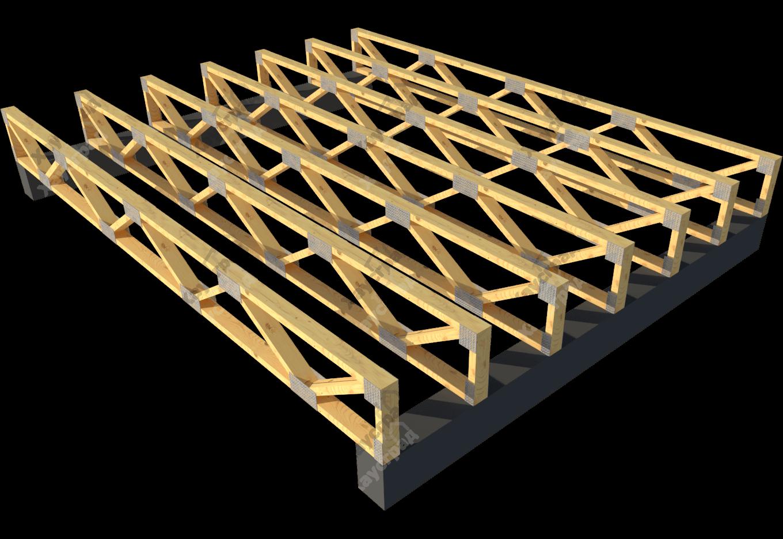 Устройство плоских крыш