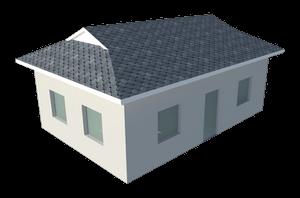 Голландская (датская) крыша