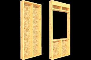 каркасные стеновые панели