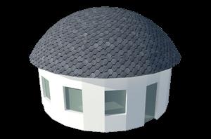 Купольная крыша