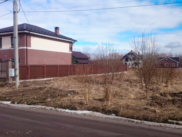 земельный участок 9 сот в КП Ландыши ДНП Тосненский р-н ЛО